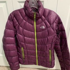 North Face Summit Series Goose Down Puffer Jacket